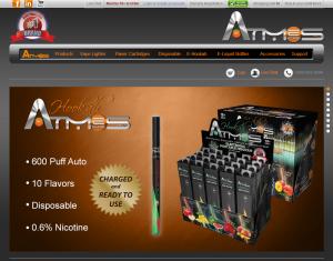 An Atmos Vape Pen Review 2014: E Cigs And Vaporizers