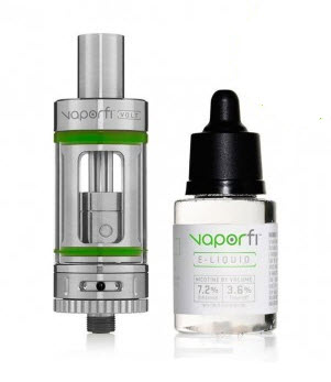 Vaporfi Volt Hybrid Sub Ohm Tank With Free 30ml E-Juice