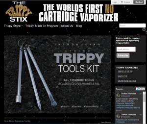 therealtrippystix.com