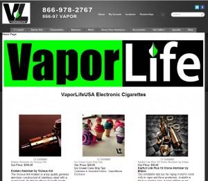VaporLifeUSA.com
