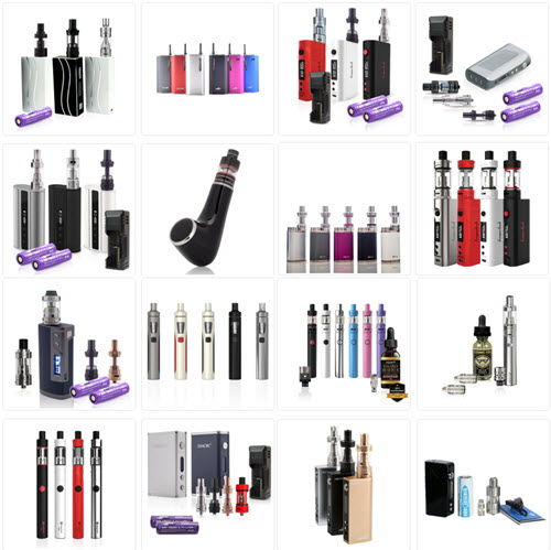 Direct Vapor Vape Mod Starter Kits