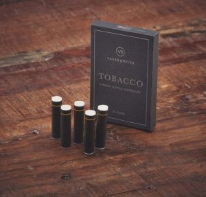 V-Pack II Tobacco Cartomizers